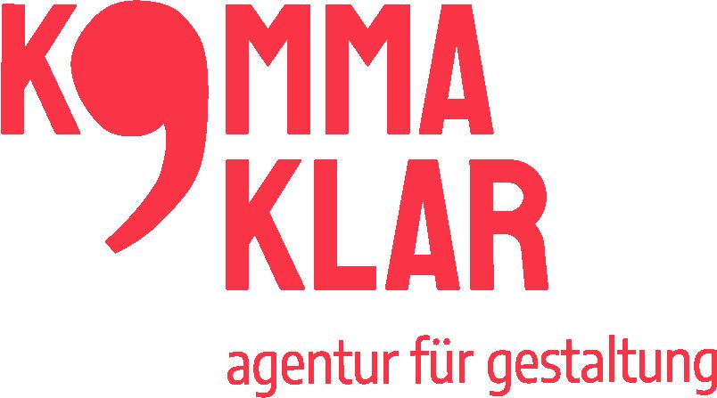 kommaKLAR | agentur für gestaltung
